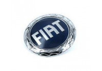 Fiat emblem frammotorlock