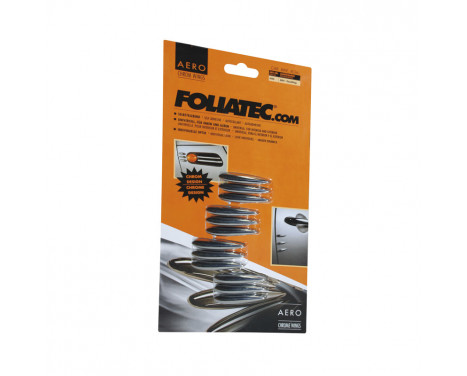 Foliatec Aero Chrome Chrome Wings - 12 st, bild 4