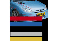 Universal lim striping Car Stripe Cool200 - Röd - 6,5 mm x 975cm