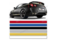 Universal lim striping Car Stripe Cool200 - Vit - 3 mm x 975 cm