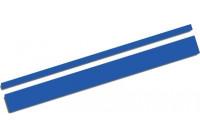 Universal lim striping Car Stripe Cool350 - Blå - 2 + 3 mm x 975cm