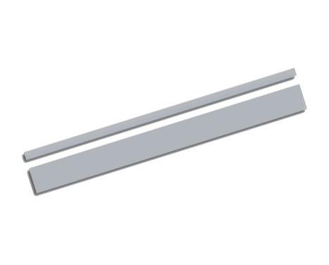 Universal lim striping Car Stripe Cool350 - Silver - 2 + 3 mm x 975cm