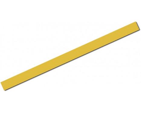 Universell adhesiv striping Bil Stripe Cool200 - guld - 6,5 mm x 975cm
