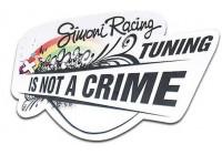Simoni Racing Sticker