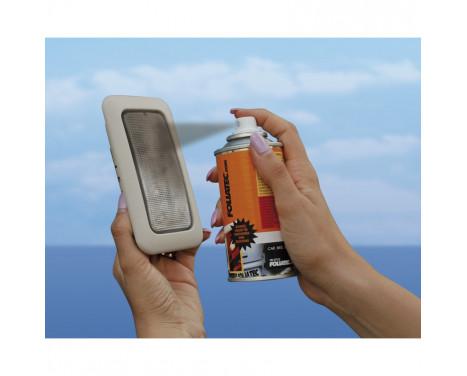 Foliatec Plastic Spray Tint - rök (gråsvart) 1x150ml, bild 2