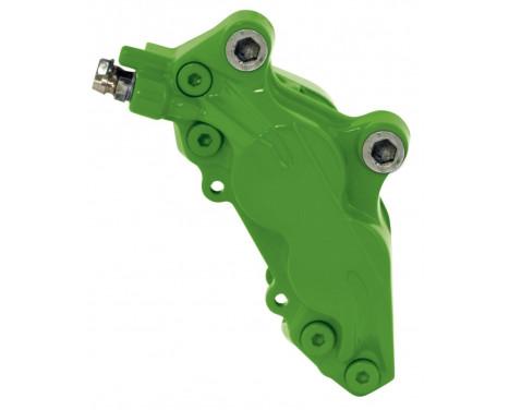 Bromsok färg set Grön