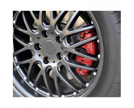 Foliatec Bromsok färg set - racing rosso - 7 delar, bild 9
