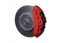 Foliatec Bromsok färg set - racing rosso matt - 7 delar