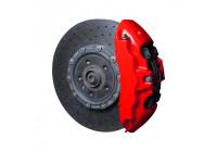 Foliatec Bromsok färgsats - Performance Red blank - 7 st