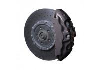 Foliatec Remklauwlakset - kol metallic - 3 Komponenter