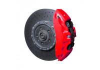 Foliatec Remklauwlakset - NEON röd - 4 Komponenter