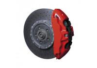 Foliatec Remklauwlakset - racing rosso - 3 Komponenter