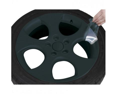 Foliatec Spray Film Set - kolgrå matt - 2x400ml, bild 6