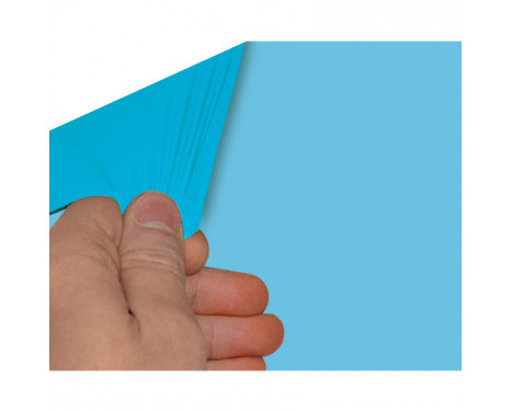 Foliatec Spray Film (Spray Folie) Set - ljusblå blank - 2x400ml, bild 5