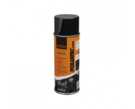 Foliatec Spray Film (Sprayfilm) - kolgrå matt - 400 ml