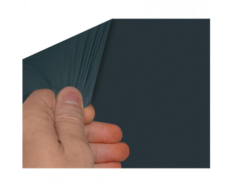 Foliatec Spray Film (Sprayfilm) - kolgrå matt - 400 ml, bild 4