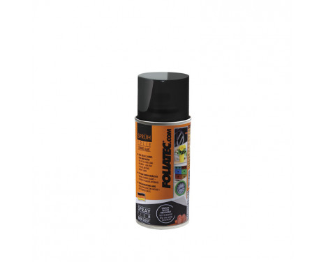 Foliatec Spray Film (Sprayfilm) - svart glansig - 150 ml