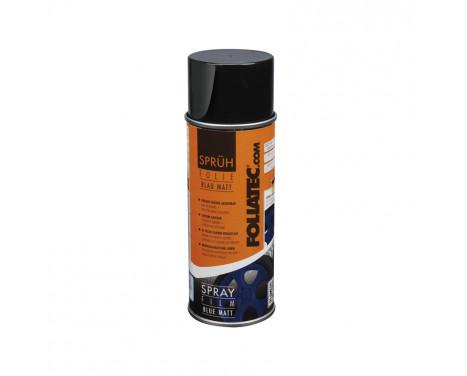 Foliatec Spray Film (Sprayfolie) - blå matt - 400 ml