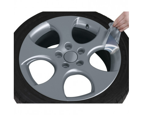 Foliatec Spray Film (Sprayfolie) - grå blank - 400 ml, bild 5