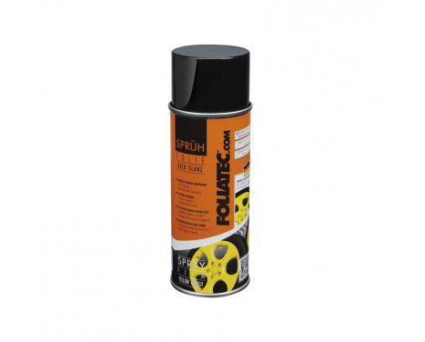 Foliatec Spray Film (Sprayfolie) - gul blank - 400 ml