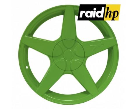 Raid HP vätskespray 500ml folie grön