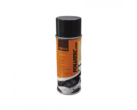 Foliatec Inredning F�rg Spray - gl�nsande svart 1x400ml