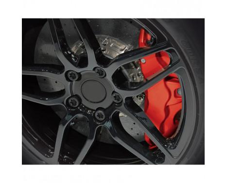 Foliatec Universal 2C Spray Paint - röd glänsande 1x400ml, bild 3