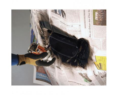 Foliatec Avgasrör 2C sprayfärg - högblank svart 1x250ml, bild 3