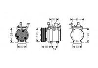 COMPRESSOR H1/H300/STAREX VAN 2.5D