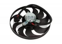 Ventilator, condensor, airconditioning