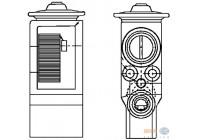 Expansieklep, airconditioning