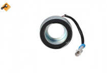 Spoel, magneetkoppeling compressor