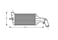 INTERCOOLER 2.0 DTi