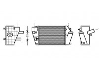 INTERCOOLER 2.5 TDi  LINKS