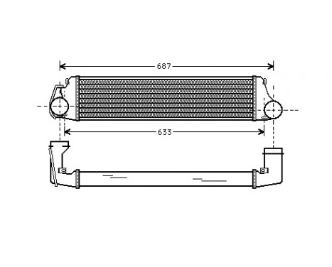 INTERCOOLER 318D / 320D / 330D   tot '01