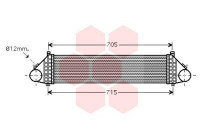INTERCOOLER VOLVO C30 2.0  D5 01/10-