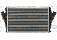 Intercooler Opel