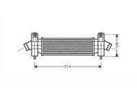 INTERCOOLER 2.0 TDCi