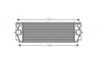 INTERCOOLER 2.5 TDi