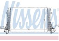 Interkoeler, tussenkoeler 96715 Nissens
