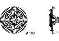 Koppeling, radiateurventilator 8MV 376 734-451 Behr Hella