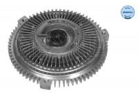 Koppeling, radiateurventilator