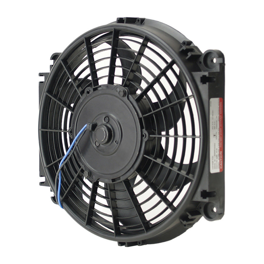 DERALE 10 inch Tornado ventilator (286x270x64x38mm) excl. Thermostaat, afbeelding 3