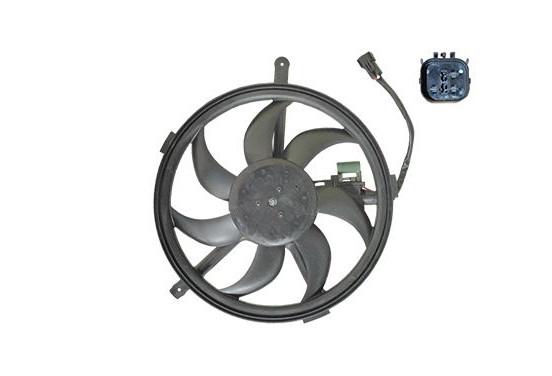 Koelventilatorwiel 0506746 International Radiators