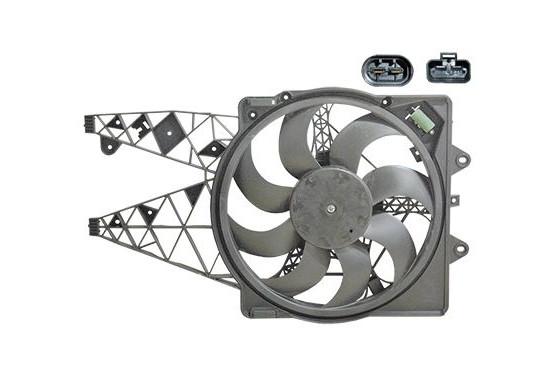 Koelventilatorwiel 1619746 International Radiators