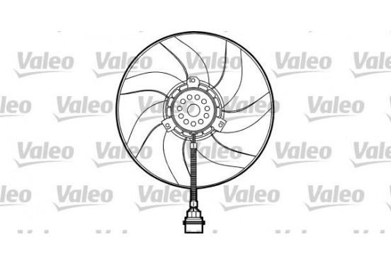 MOTOR FAN VW BEETLE 698465 Valeo
