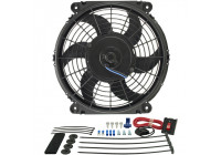 DERALE 10 inch Tornado ventilator (286x270x64x38mm) excl. Thermostaat
