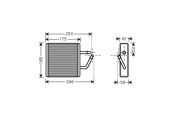KACHELRADIATEUR 27006194 International Radiators