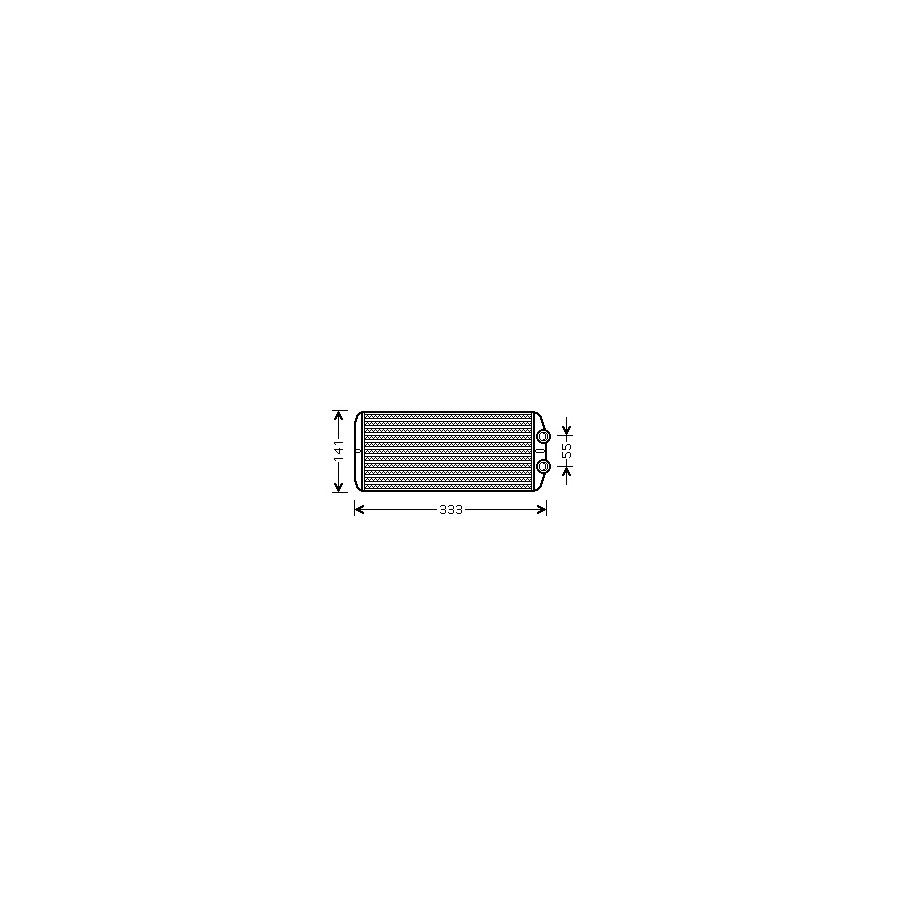 KACHELRADIATEUR 40006312 International Radiators