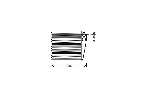 KACHELRADIATEUR 58006229 International Radiators Plus